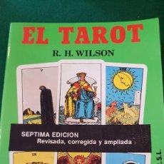 Libros de segunda mano: EL TAROT - R.H. WILSON. Lote 123583359