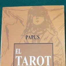 Libros de segunda mano: EL TAROT ADIVINATORIO - PAPUS. Lote 123738719