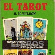 Libros de segunda mano: WILSON, H. R. EL TAROT PRÁCTICO Y ESOTÉRICO. Lote 125980759