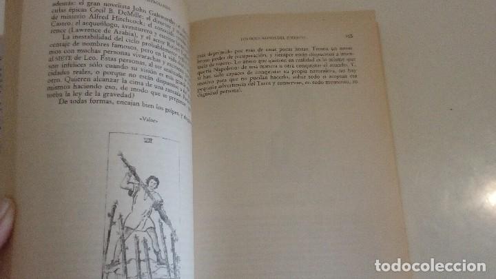 Libros de segunda mano: TAROT Y ASTROLOGIA COMO CONOCER EL DESTINO - LA TABLA ESMERALDA POR MURIEL BRUCE HASHRONCK - Foto 5 - 126370147