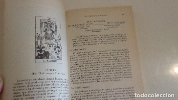 Libros de segunda mano: TAROT Y ASTROLOGIA COMO CONOCER EL DESTINO - LA TABLA ESMERALDA POR MURIEL BRUCE HASHRONCK - Foto 6 - 126370147