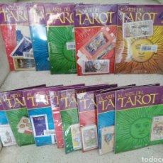 Livres d'occasion: EL ARTE DEL TAROT-ORBIS FABRI-LOTE 14 NUMEROS.. Lote 128530314