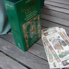 Libros de segunda mano: EL TAROT CELTA. Lote 130930512