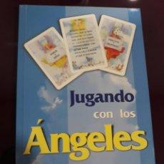 Libros de segunda mano: HANIA CZAJKOWSKI - JUGANDO CON LOS ANGELES - SÓLO LIBRO - EDICIONES SIRIO 2005. Lote 132188410