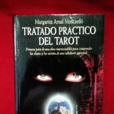 Libros de segunda mano: TRATADO PRÁCTICO DEL TAROT. Lote 133336254