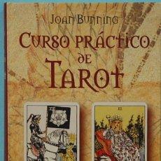 Libros de segunda mano: JOAN BUMMING.-CURSO PRACTICO DE TAROT.- CIRCULO DE LECTORES. 2002. Lote 137675038