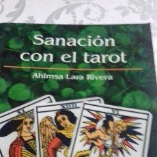 Libros de segunda mano: SANACION CON EL TAROT. Lote 137840560