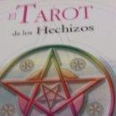 Libros de segunda mano: EL TAROT DE LOS HECHIZOS. Lote 139653830