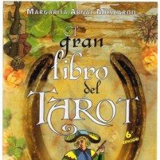 Libros de segunda mano: EL GRAN LIBRO DEL TAROT MARGARITA ARNAL MOSCARDÓ . Lote 142425822