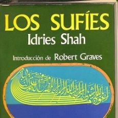 Libros de segunda mano: LOS SUFIES.. Lote 143164069
