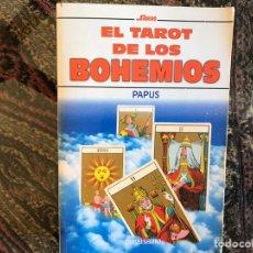 Libros de segunda mano: EL TAROT DE LOS BOHEMIOS. PAPUS. Lote 143301092