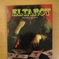 Livres d'occasion: EL TAROT (RENE FLEURY). Lote 145671426