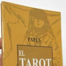Libros de segunda mano: EL TAROT ADIVINATORIO - PAPUS. Lote 145745690