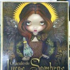 Libros de segunda mano: ORÁCULO DE LUCES Y SOMBRAS. LUCY CAVENDISH.. Lote 146592497