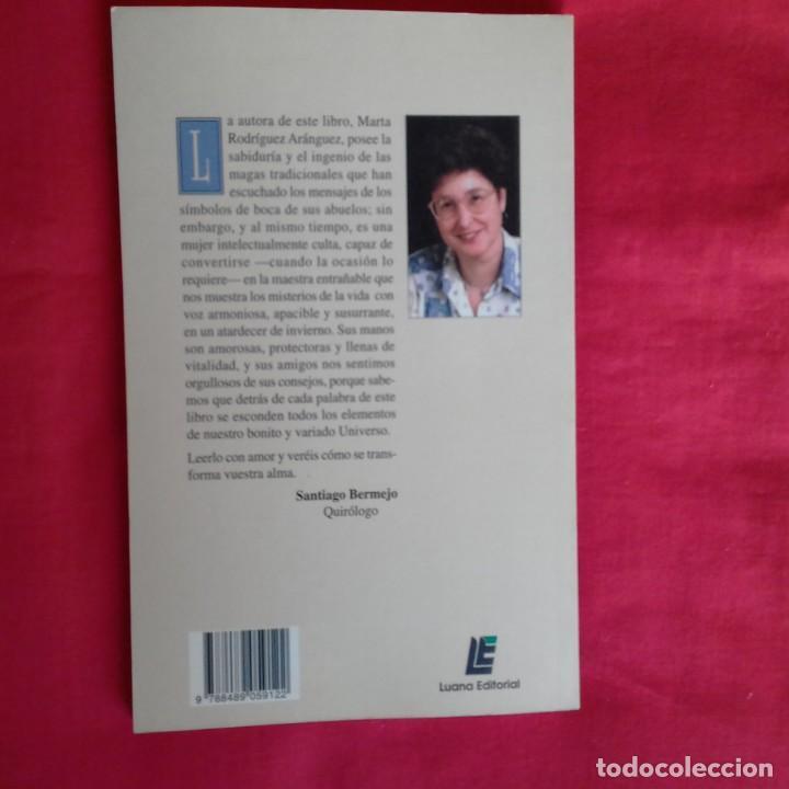 Libros de segunda mano: TÉCNICAS ADIVINACIÓN CON BARAJA ESPAÑOLA. SU METODOLOGÍA. MARTA RODRIGUEZ ARANGUEZ. LUANA EDIT 1996. - Foto 3 - 148521074