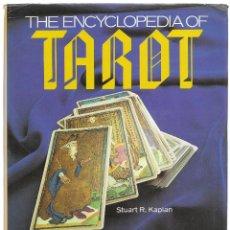 Libros de segunda mano: ENCYCLOPEDIA OF TAROT, THE. STUART R. KAPLAN VOL. I 1985. Lote 149146794