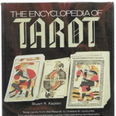 Libros de segunda mano: ENCYCLOPEDIA OF TAROT, THE. STUART R. KAPLAN VOL. II 1986. Lote 149147762