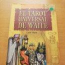 Libros de segunda mano: EL TAROT UNIVERSAL DE WAITE (EDITH WAITE). Lote 160256768