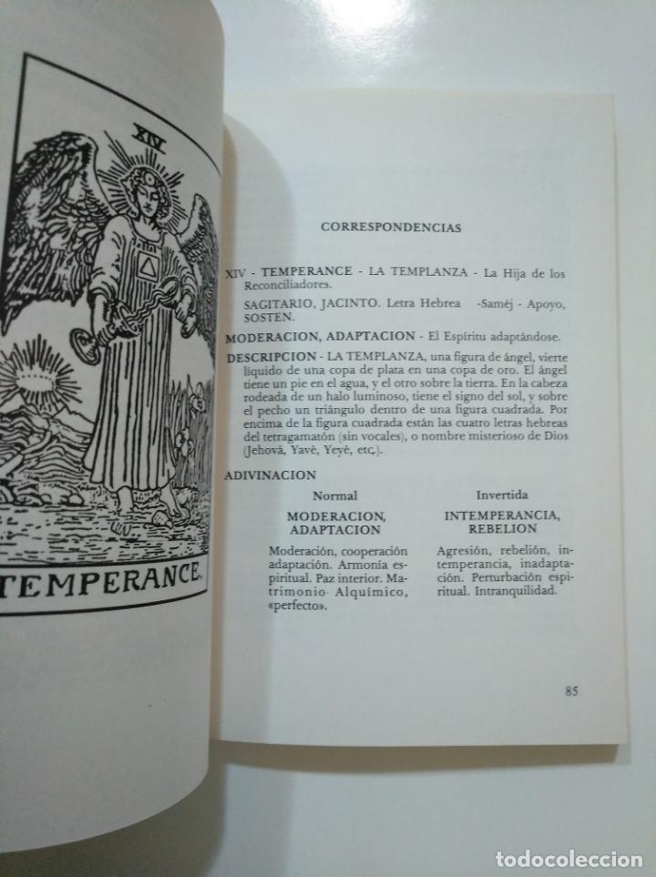 Libros de segunda mano: EL TAROT PRÁCTICO Y ESOTÉRICO. - WILSON, REGINAL H. TDK361 - Foto 2 - 150791810