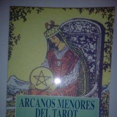 Libros de segunda mano: ARCANOS MENORES DEL TAROT- AHIMSA LARA RIVERA. Lote 154872586