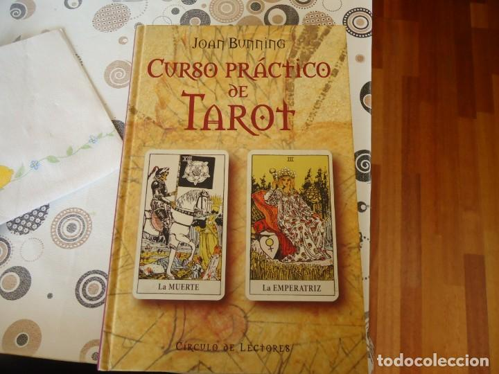 CURSO PRACTICO DE TAROT (Libros de Segunda Mano - Parapsicología y Esoterismo - Tarot)