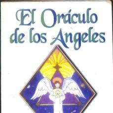Libros de segunda mano: EL ORACULO DE LOS ANGELES - GRACIELA IRIONDO. Lote 158469682