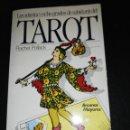 Libros de segunda mano: TAROT, RACHEL POLLACK. Lote 160191342