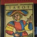 Libros de segunda mano: TAROT DE MARSELLA. 22 ARCANOS MAYORES (BARCELONA, HACIA 1990). Lote 160288558