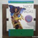 Libros de segunda mano: TAROT DE LAS HADAS. SANDRA RAMIREZ. TÉCNICAS MILENARIAS. LIBSA 2006. ALEJANDRA RAMIREZ. Lote 160492482