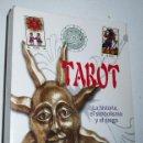 Libros de segunda mano: TAROT. LA HISTORIA, EL SIMBOLISMO Y EL JUEGO - DIEGO MELDI (SABER MÁS, LIBSA). Lote 118411351