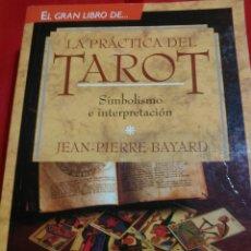 Libros de segunda mano: TAROT LIBRO. Lote 161821626