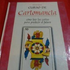 Libros de segunda mano: CURSO DE CARTOMANCIA.. Lote 162035948