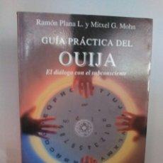 Libros de segunda mano: OUIJA GUÍA PRÁCTICA.. Lote 165956797
