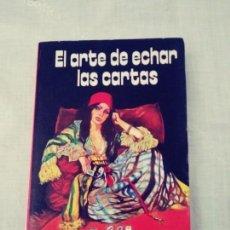 Libros de segunda mano: EL ARTE DE ECHAR LAS CARTAS. Lote 167164064