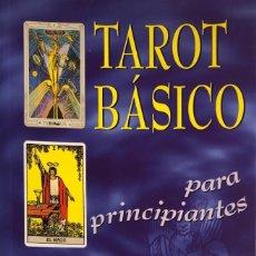 Libros de segunda mano: EVELIN BÜRGER, JOHANNES FIEBIG. TAROT BÁSICO PARA PRINCIPIANTES. MADRID, 2006.. Lote 168307264