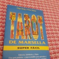 Libros de segunda mano: TAROT DE MARSELLA. Lote 168599962