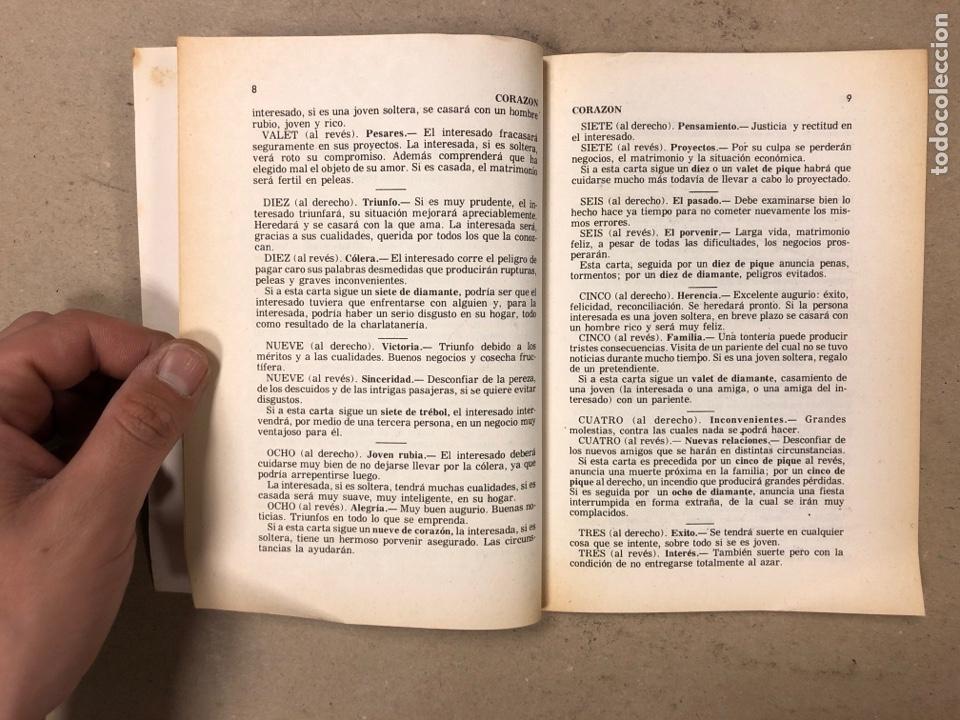 Libros de segunda mano: EL FUTURO REVELADO POR LAS CARTAS. JEAN DESTIN. COLECCIÓN ALQUIMIA. EDICIONES ESOTÉRICAS 1974 - Foto 3 - 168860698