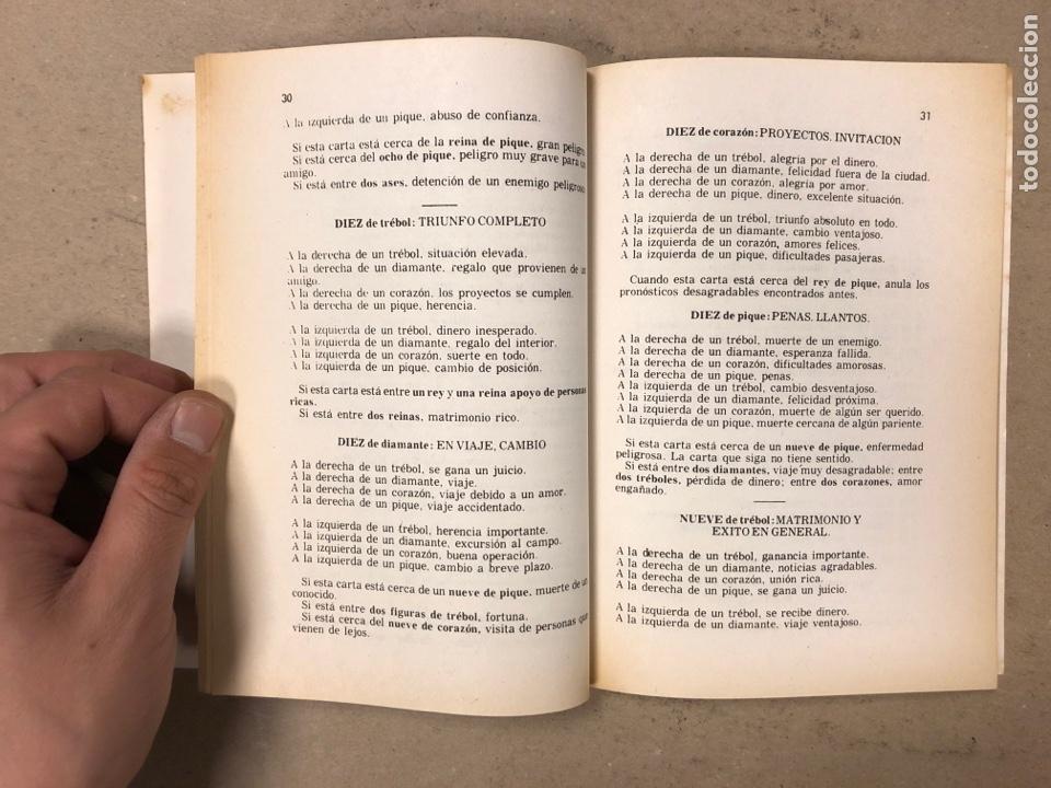 Libros de segunda mano: EL FUTURO REVELADO POR LAS CARTAS. JEAN DESTIN. COLECCIÓN ALQUIMIA. EDICIONES ESOTÉRICAS 1974 - Foto 4 - 168860698