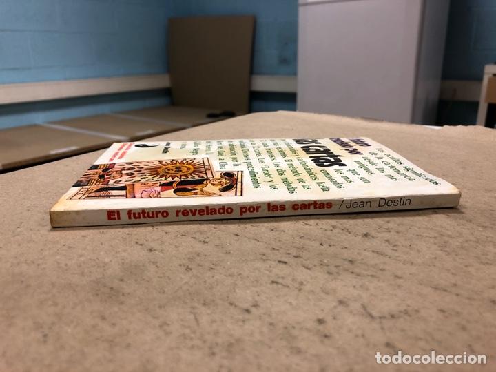 Libros de segunda mano: EL FUTURO REVELADO POR LAS CARTAS. JEAN DESTIN. COLECCIÓN ALQUIMIA. EDICIONES ESOTÉRICAS 1974 - Foto 8 - 168860698