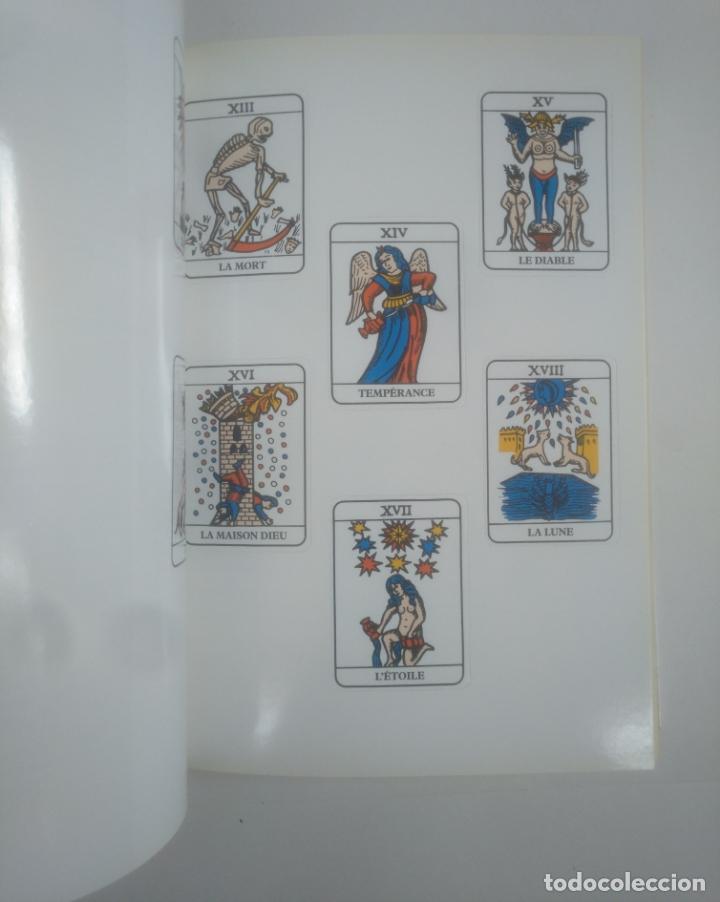 Libros de segunda mano: EL GRAN LIBRO PRACTICO DEL TAROT-. DIDIER COLIN -. MARTINEZ ROCA. TDK389 - Foto 4 - 170209444