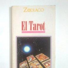 Libros de segunda mano: EL TAROT. ZODÍACO. PLANETA AGOSTINI. TDK389. Lote 170210012