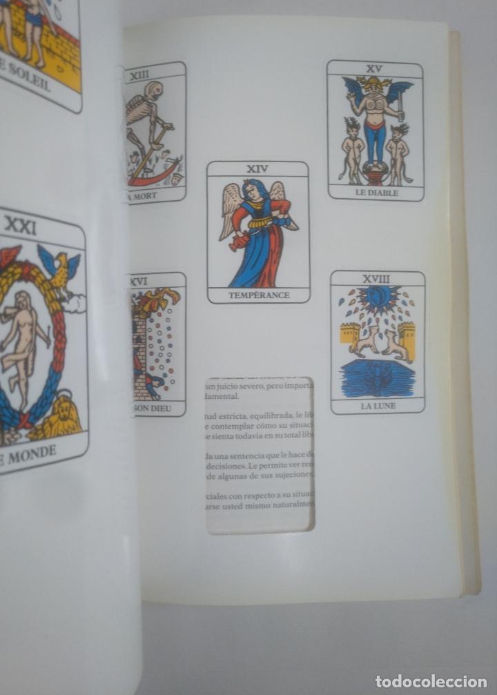 Libros de segunda mano: EL GRAN LIBRO PRACTICO DEL TAROT. DIDIER COLIN -. MARTINEZ ROCA. TDK388 - Foto 2 - 170299976