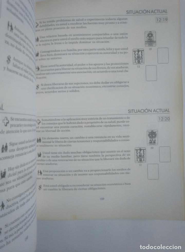 Libros de segunda mano: EL GRAN LIBRO PRACTICO DEL TAROT. DIDIER COLIN -. MARTINEZ ROCA. TDK388 - Foto 3 - 170299976