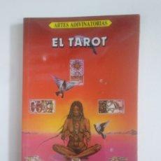 Libros de segunda mano: EL TAROT. ARTES ADIVINATORIAS. ANTON KIELCE. SIGNOS. TDK388. Lote 170301212