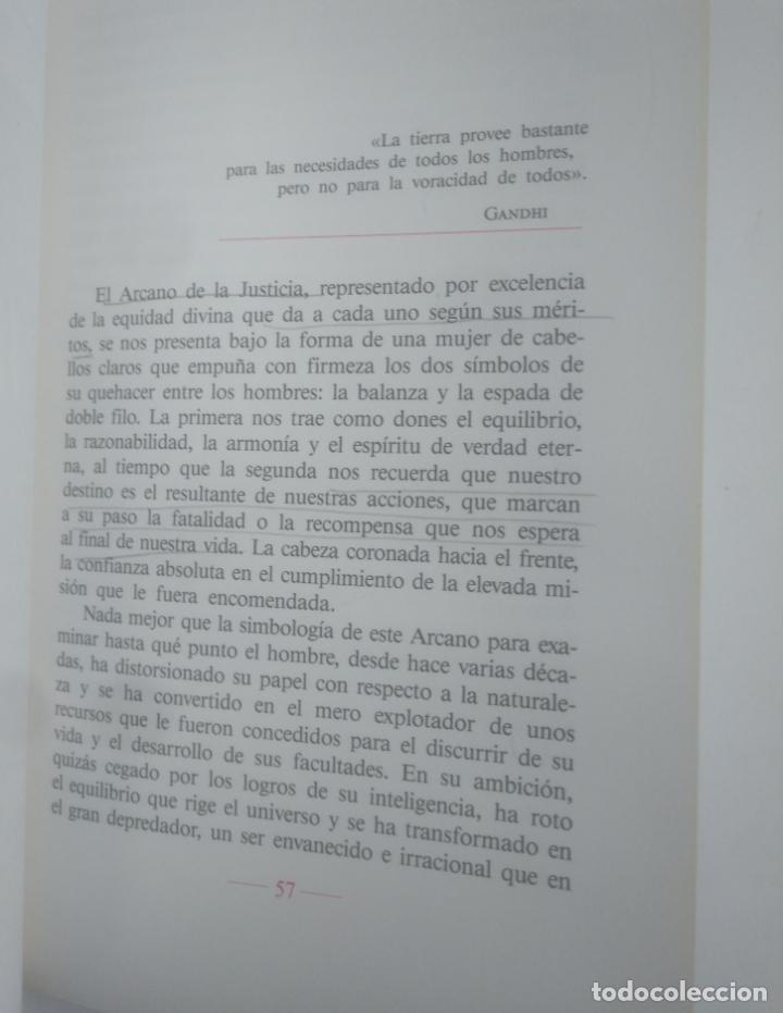 Libros de segunda mano: La otra vertiente del tarot. - Octavio Aceves. Ediciones Obelisco. TDK388 - Foto 2 - 170302644