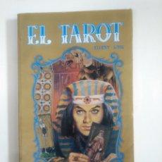 Libros de segunda mano: EL TAROT - ELLERY LING. VILMAR EDICIONES, COLECCIÓN ASTRAL. TDK388. Lote 170303192