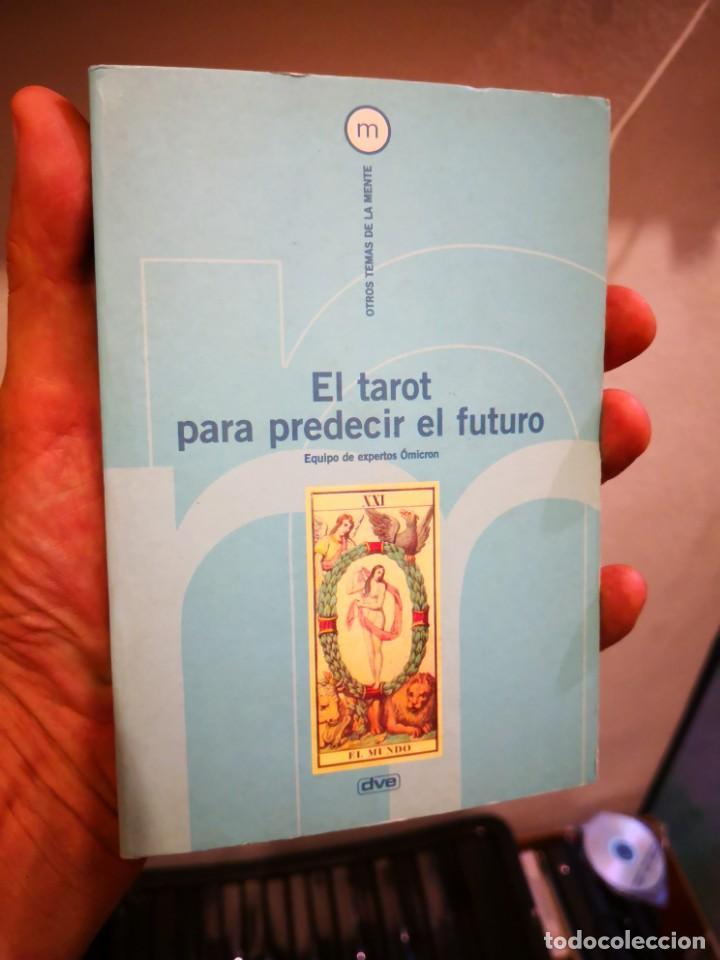 EL TAROT PARA PREDECIR EL FUTURO-EQUIPO DE EXPERTOS OMICRÓN-OTROS TEMAS DE LA MENTE (Libros de Segunda Mano - Parapsicología y Esoterismo - Tarot)