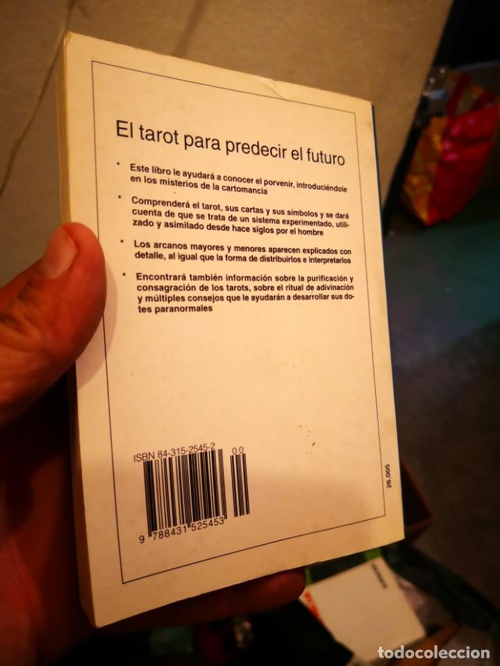 Libros de segunda mano: el tarot para predecir el futuro-equipo de expertos omicrón-otros temas de la mente - Foto 2 - 170871160