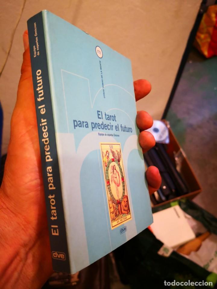 Libros de segunda mano: el tarot para predecir el futuro-equipo de expertos omicrón-otros temas de la mente - Foto 3 - 170871160