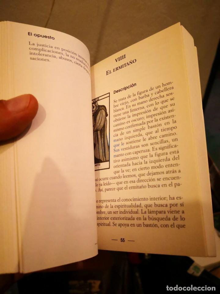 Libros de segunda mano: el tarot para predecir el futuro-equipo de expertos omicrón-otros temas de la mente - Foto 4 - 170871160